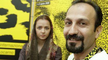 Taraneh Allidousti et Asghar Farhadi
