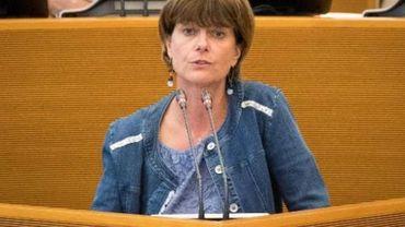 Valérie De Bue revient au gouvernement wallon, en charge d'autres compétences