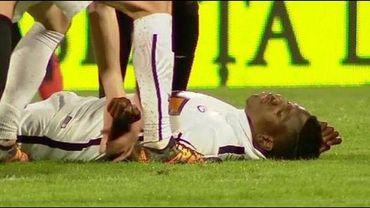 Malaise et décès de Patrick Ekeng lors d'un match de Bucarest