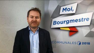 La Calamine: Luc Franck prête serment ce lundi