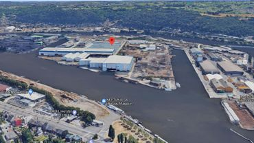 Le port de Liège travaille encore malgré la crise sanitaire