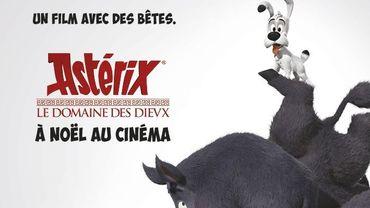 """""""Astérix - Le Domaine des Dieux"""" sort le 26 novembre dans les salles belges"""
