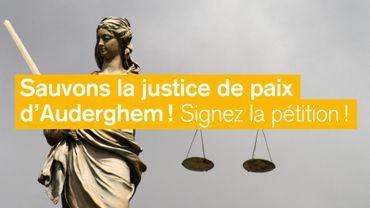 La fermeture de la justice de paix d'Auderghem est contestée