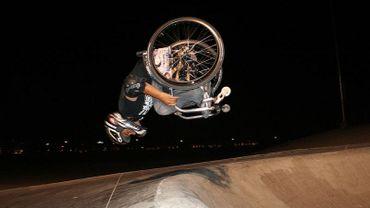 Aaron Fotheringham en plein saut