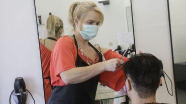 Coronavirus: le conseil des ministres décide de la fermeture des coiffeurs jusqu'au 5 avril