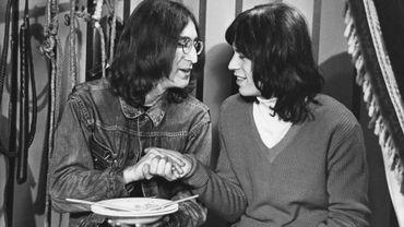 La photo du jour: John Lennon et Mick Jagger