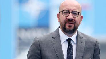Otan: Charles Michel confirme l'objectif des 2% du PIB, mais sans évoquer d'échéance précise