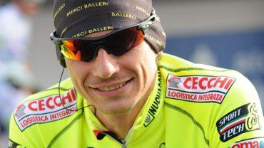 Pozzato ouvre son compteur à Larciano