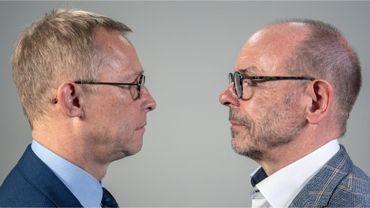 Plan B: quand les Flamands s'intéressent aux belges francophones et vice versa (épidode 1: la complexité des institutions)