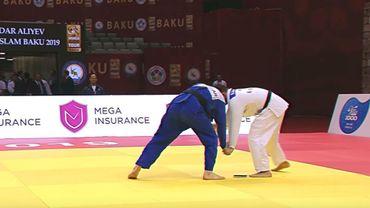 Un judoka disqualifié… à cause de son téléphone portable