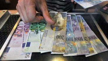 Des euros en billets