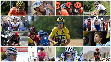 Chasseurs d'étape, équipiers ou novices, les 17 Belges au départ du Tour ont tous un rôle à jouer