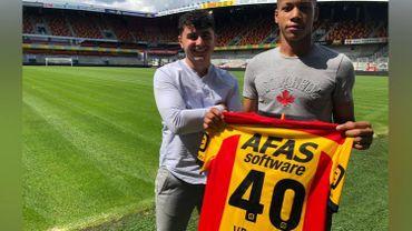 Malines prolonge le contrat d'Aster Vranckx, 16 ans, jusqu'en 2022