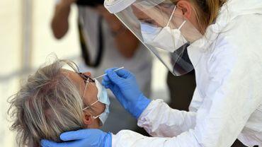 Coronavirus en Belgique: Le centre de tests de Brussels Airport opérationnel lundi