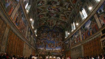 La Chapelle Sixtine, musées du Vatican