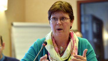 Sonja Becq (CD&V) et l'une des auteures de l'amendement