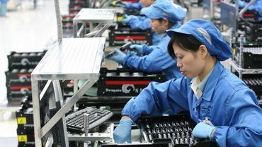 Aujourd'hui en Europe: des échanges commerciaux de plus d'un milliard par jour entre Chine et UE
