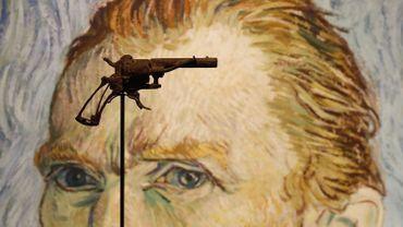 Le revolver qui aurait servi à Van Gogh pour se tuer vendu 162.500 euros