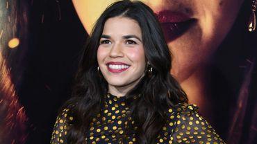 """America Ferrera a incarné pendant quatre saisons le personnage de Betty Suarez dans la série """"Ugly Betty"""" sur ABC."""