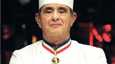"""""""Paul Bocuse, l'épopée d'un chef"""", éditions L'Archipel, parution le 9 janvier 2019"""