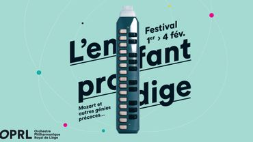 """Musiq'3 soutient le Festival """"L'enfant prodige"""" de l'Orchestre Philharmonique Royal de Liège"""
