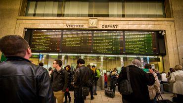 De nombreux voyageurs sont attendus dans la capitale ce week-end en raison notamment du Brussels Summer Festival.