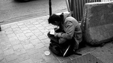 Liège chercherait-elle à cacher la misère qui s'affiche en rue ? (illustration)
