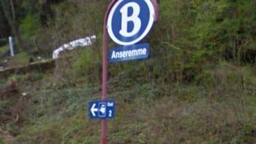 Le corps avait été retrouvé dans un sentier à Anseremme (Photo prétexte)