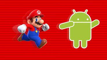 Super Mario Run débarque (bientôt) sur Android