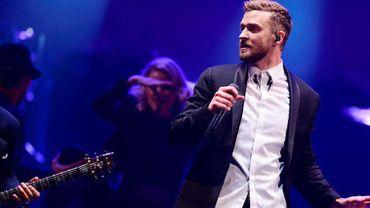 Justin Timberlake en live pour l'Eurovison !