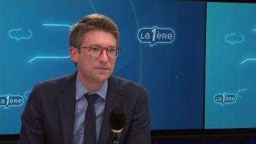 """Pierre-Yves Dermagne: """"le PS ne fera pas l'appoint à la majorité sur la réforme des APE"""""""