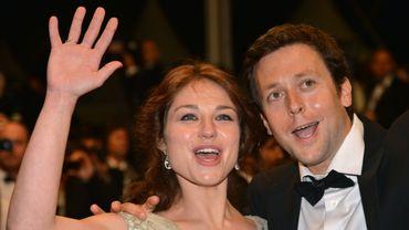 Emilie Dequenne et Joachim Lafosse