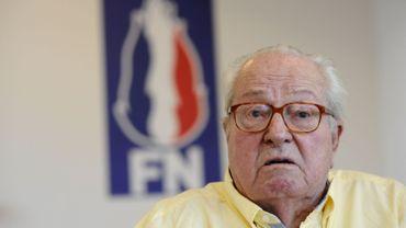 France: accès refusé pour Jean-Marie Le Pen à une réunion du FN