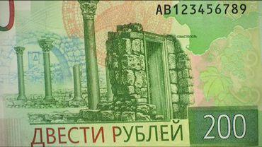 La Russie met une image de la Crimée sur son nouveau billet de banque