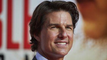 """Tom Cruise sera à l'affiche de """"La Momie"""", film attendu aux Etats-Unis le 9 juin 2017"""