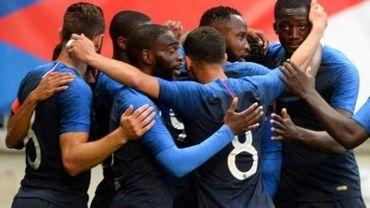 Euro espoirs 2019 - La Belgique prend l'eau en France pour son dernier match de préparation avant l'Euro