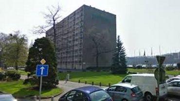 L'hôtel du Palais des Congrès de Liège