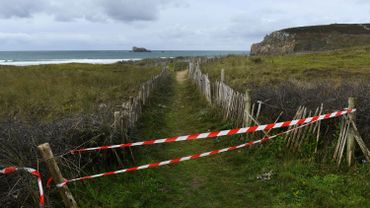 """""""Marée blanche"""" sur le littoral atlantique en 2019: la cocaïne venait de Colombie"""