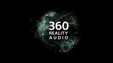 Sony met au point un nouveau format audio à 360 degrés