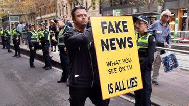 """Voir les """"fake news partout est, aussi, une manière de faire de la politique."""