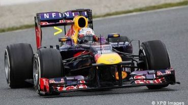 Red Bull teste aussi le DRD