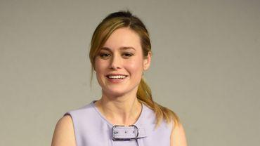 """Brie Larson à la présentation de """"Kong"""""""
