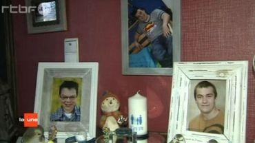 Kevin et Julien ont perdu la vie le 8 novembre 2008