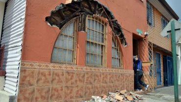 Costa Rica: deux morts après un tremblement de terre de magnitude 7,6