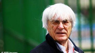 """Ecclestone : """"Il pourrait y avoir 22 courses au calendrier"""""""