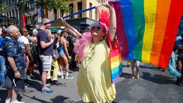 La Pride d'Anvers a attiré 150.000 visiteurs en 4 jours