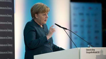 La chancelière allemande Angela Merkel se résoud à un salaire minimum généralisé