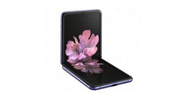 Galaxy Z Flip : Le deuxième smartphone pliable de Samsung n'a plus rien à cacher