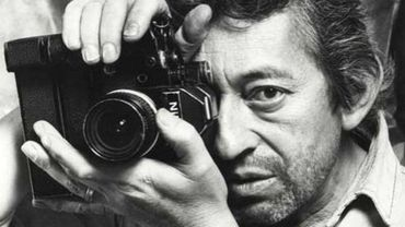 """Gainsbarre etc."". Pierre Terrasson expose ses photos à Bruxelles"