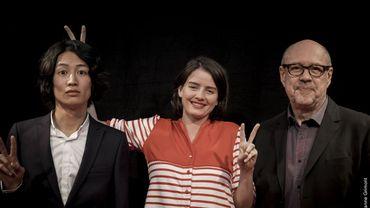 Tokyo Fiancée de Stefan Liberski avec Pauline Etienne et Taichi Inoue